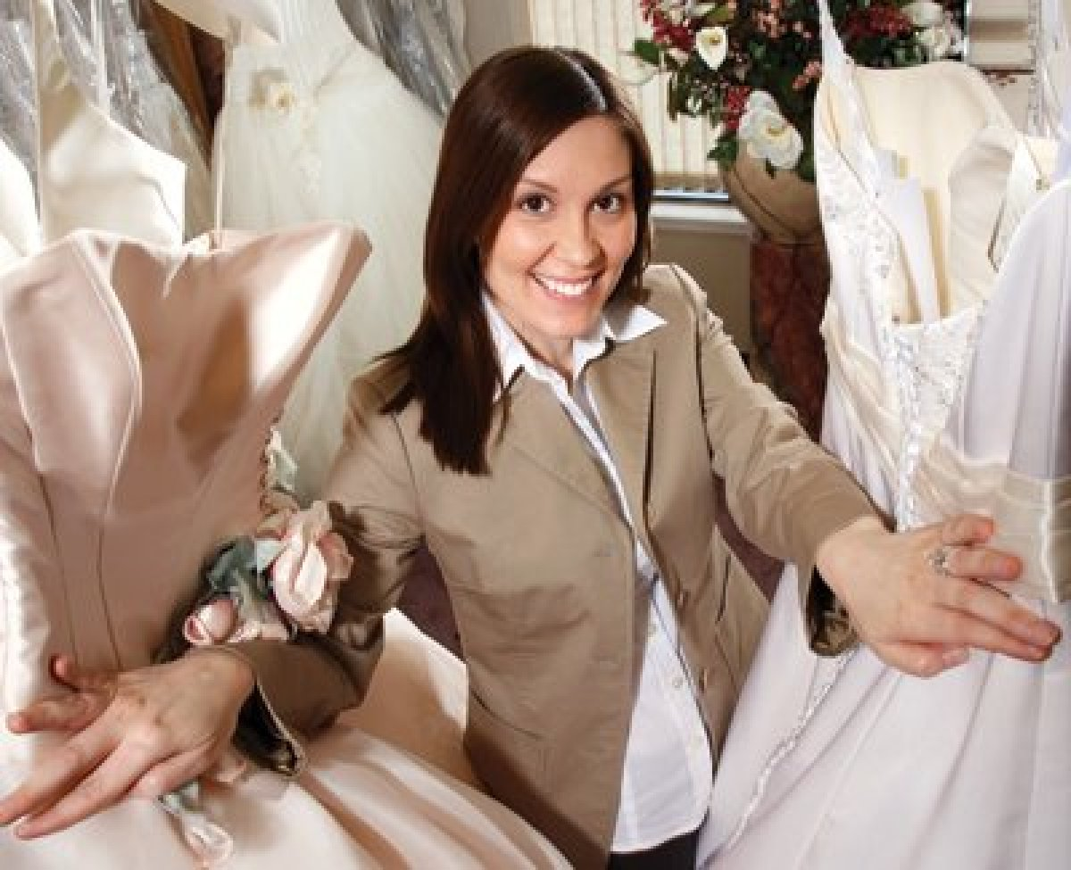 Find someone to help plan your wedding that has good organizational skills, and someone to help you the day of.