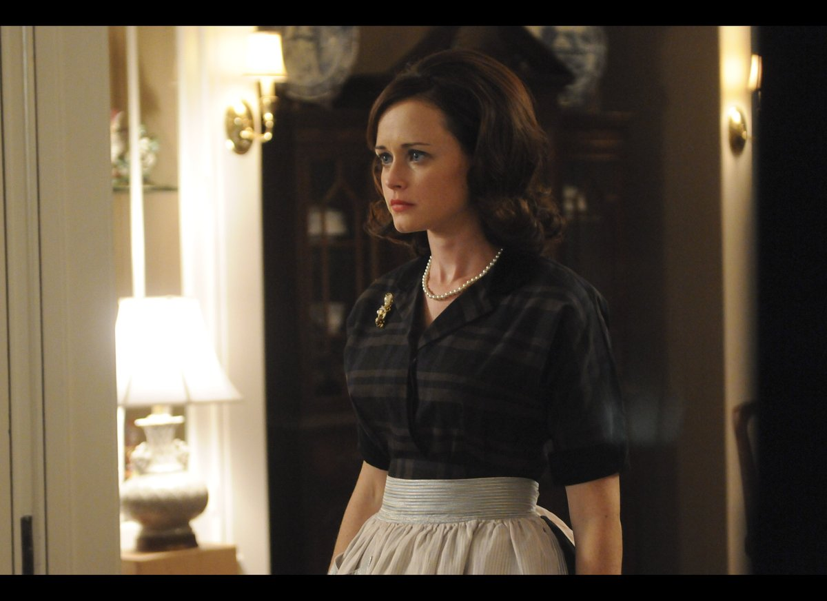 "Alexis Bledel played Beth Dawes in Season 5's episode ""Lady Lazarus."""