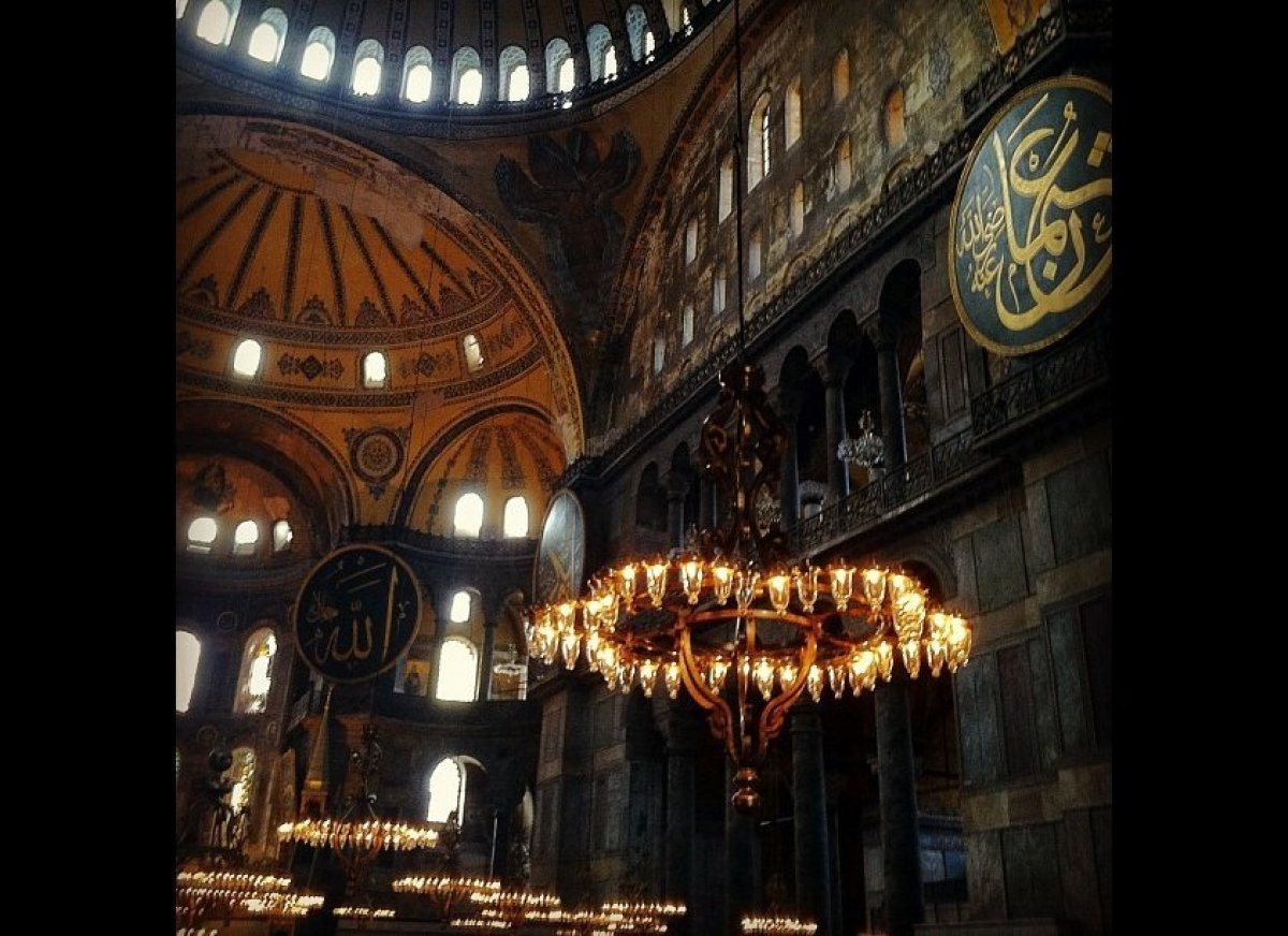 Little Hagia Sophia, is a former Eastern Orthodox church dedicated to Saints Sergius and Bacchus in Constantinople, converted