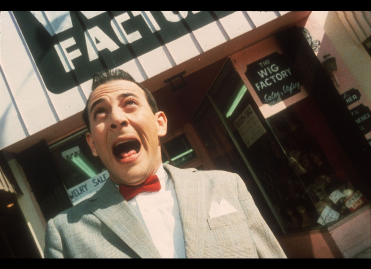 "In no small part did the aesthetic help make ""Pee Wee"" the cult classic it is today. <a href=""http://www.salon.com/2000/10/10"