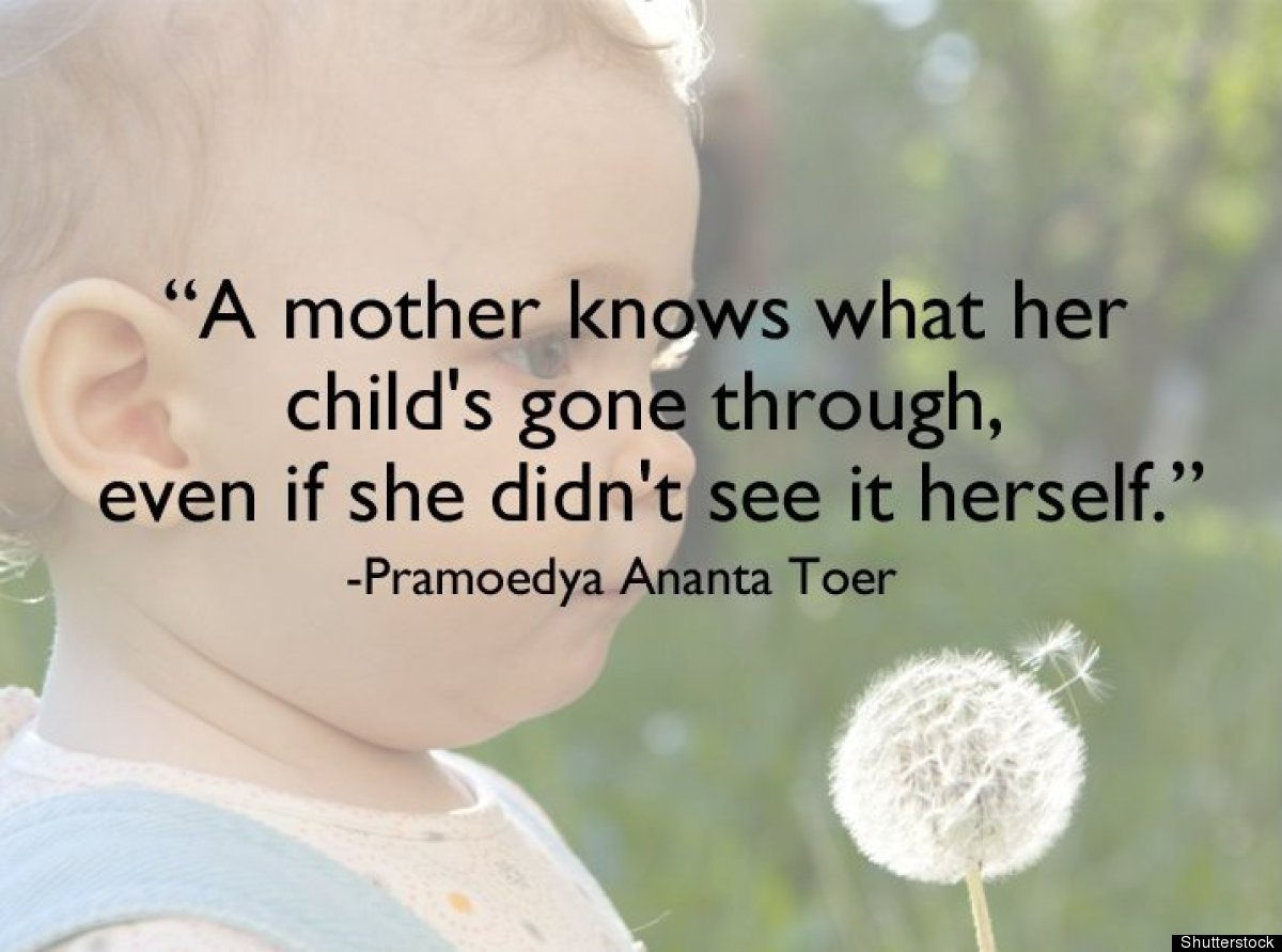 Famous Quotes About Mothers 29 Meaningful Pieces Of Advice For New Moms From Parents Who've