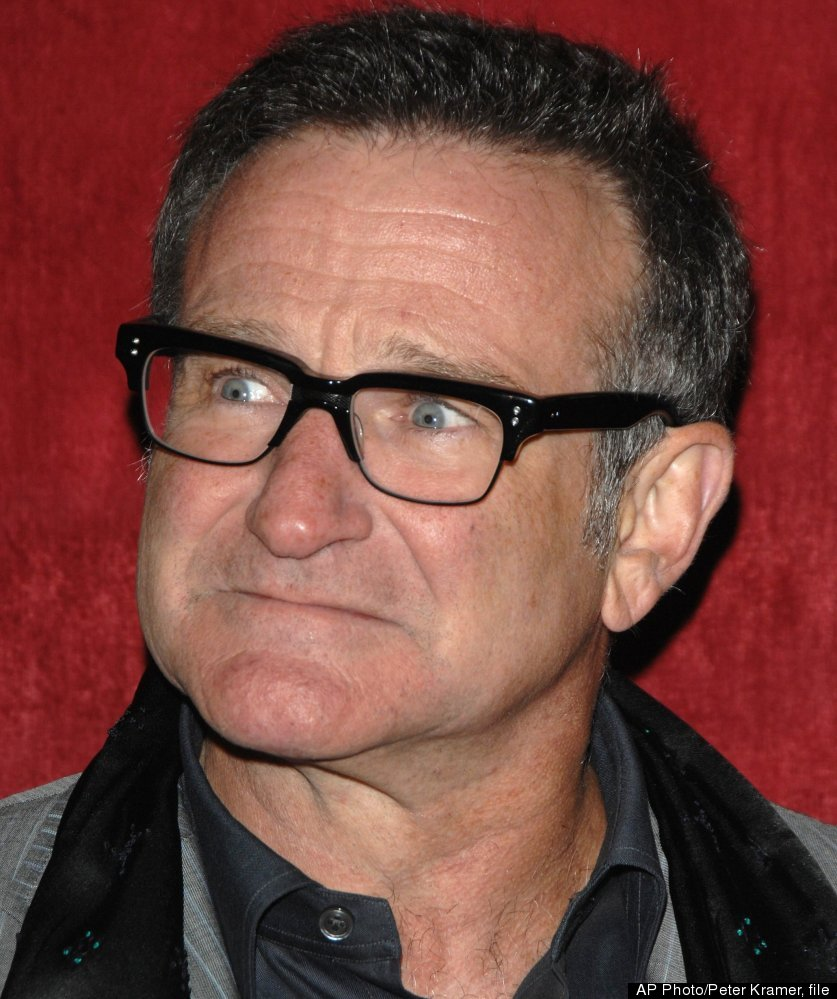 "In November 2011, Robin Williams <a href=""http://www.telegraph.co.uk/culture/film/starsandstories/8915998/Robin-Williams-Divo"