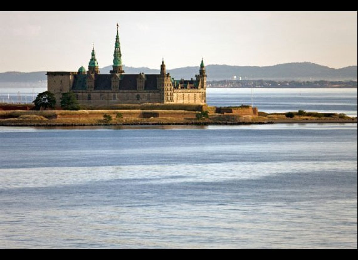 Kronborg Castle is one of the best preserved and most spectacular Renaissance castles in all of Denmark, boasting impressive