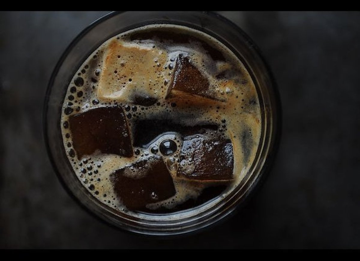 To me, it's important that the coffee be strong enough to stand up to a generous ration of milk, but there should be enough i