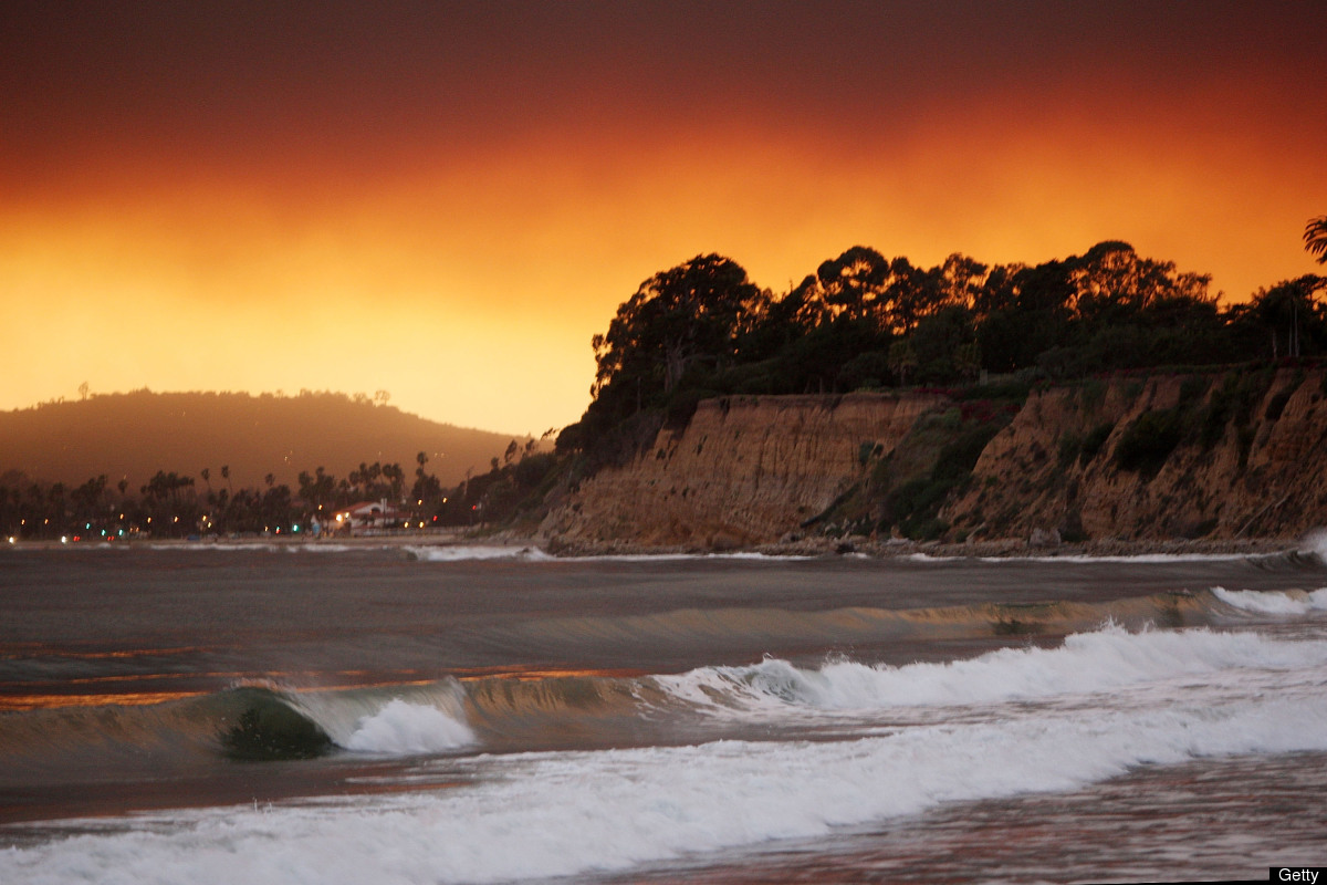 Twenty miles west of Santa Barbara, <strong>Refugio State Beach Campground</strong> puts you right on the shore. Many of the