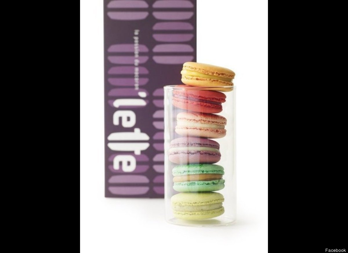 There are few things as delicious as a 'Lette Macaroon. If your mom has a sweet tooth or a passion for this Parisian speciali