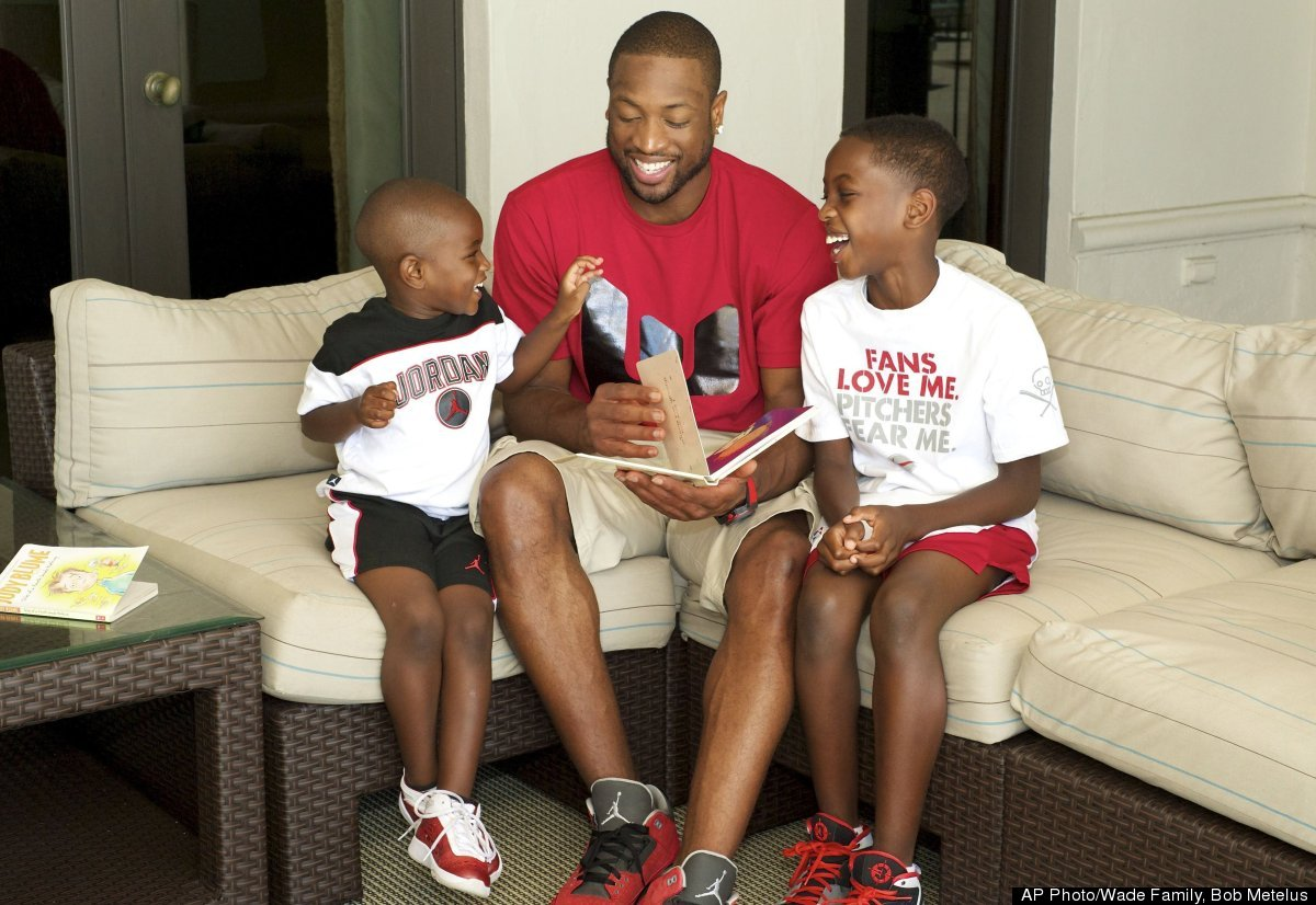 "In March 2011, a Chicago court awarded NBA star Dwayne Wade <a href=""http://www.huffingtonpost.com/2011/03/13/dwyane-wade-cus"