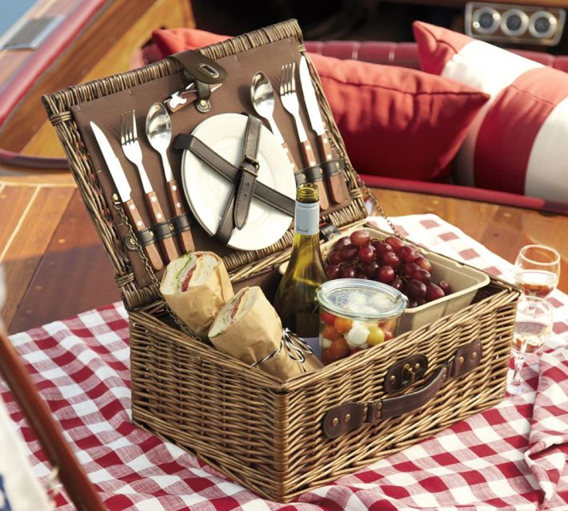 12 Fantastic Picnic Baskets Perfect For Outdoor Entertaining (PHOTOS ...