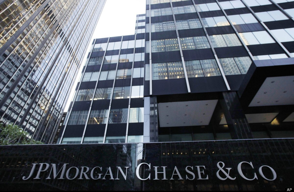 Image result for JP Morgan Chase: Banking