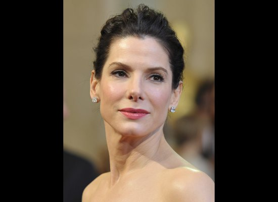 "Sandra Bullock and her ex-husband Jesse James had <a href=""http://www.huffingtonpost.com/2010/04/28/sandra-bullock-adopts-bab"