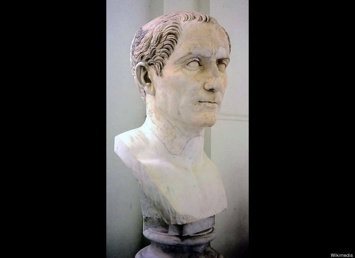 The magic of celebrity always fades in time, but a real star knows how to renew it. Take Caesar: when his men mutinied over b