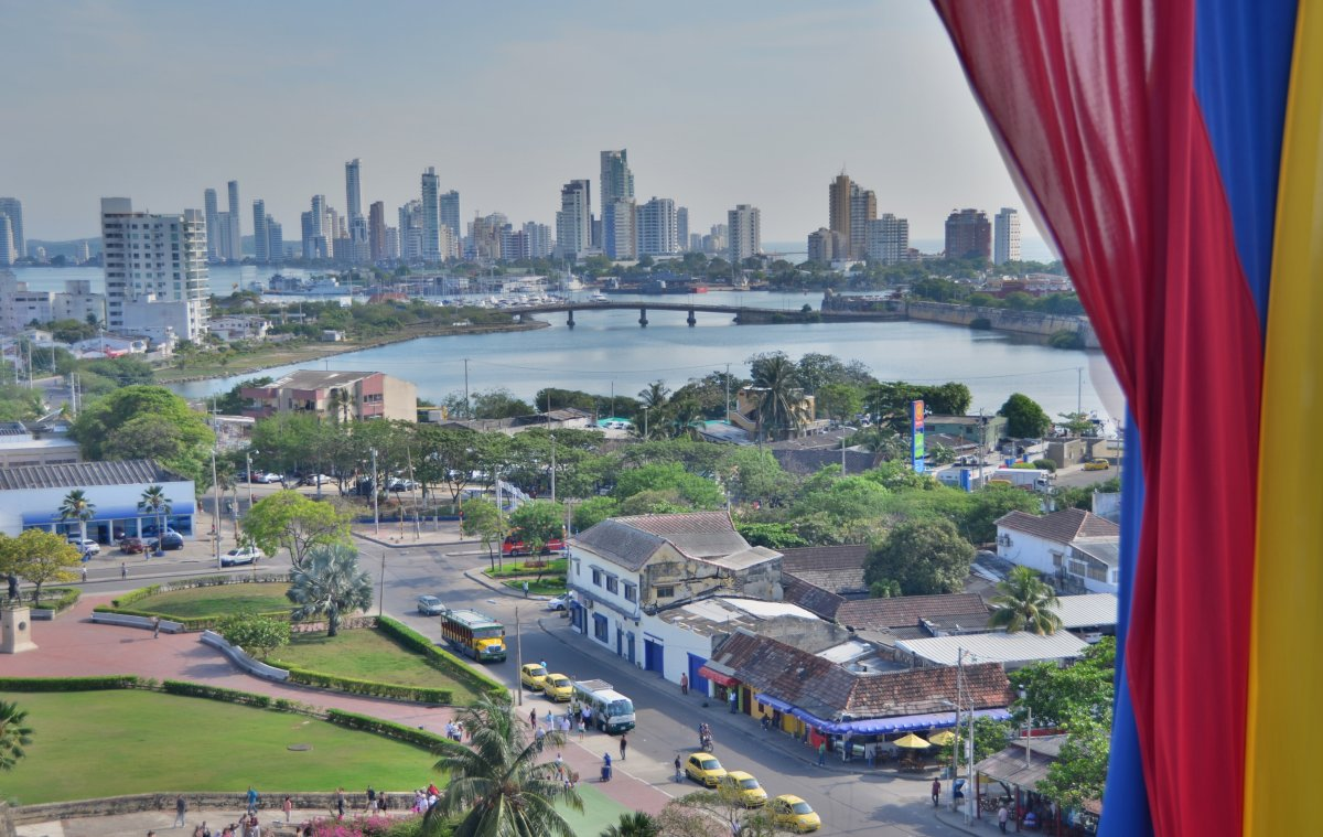 First among the other destinations in the greater Caribbean region Cartagena evokes is Miami. The beachfront skyscrapers of C