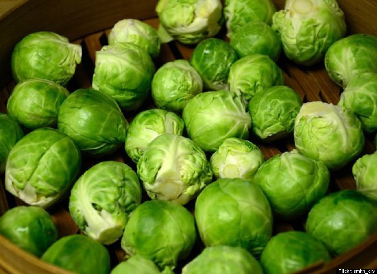 The fact that Brussels sprouts taste terrible frozen is probably no surprise since these little guys are hated by many even w