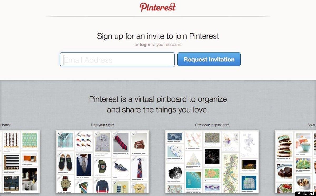 "Although Pinterest <a href=""http://www.huffingtonpost.com/2012/05/17/pinterest-funding_n_1523253.html?ref=pinterest"" target="""