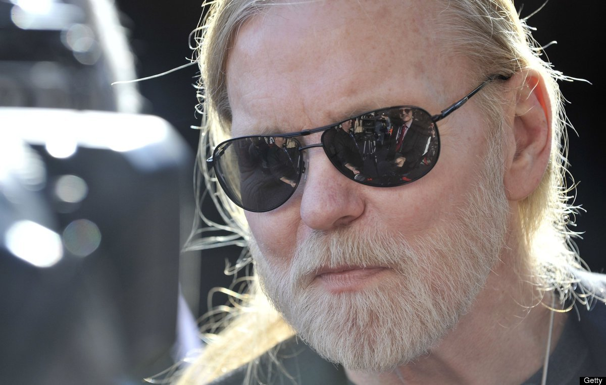 Musician Gregg Allman, of the Allman Brothers Band, had a liver transplant in 2010 after his liver was damaged from Hepatitis
