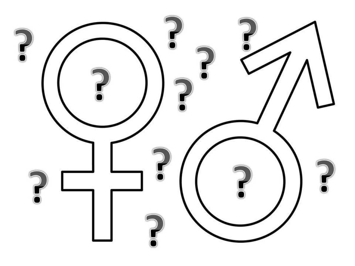 Sex and gender are interconnected, but not the same thing. Sex is a biological state that is measured via what chromosomes yo