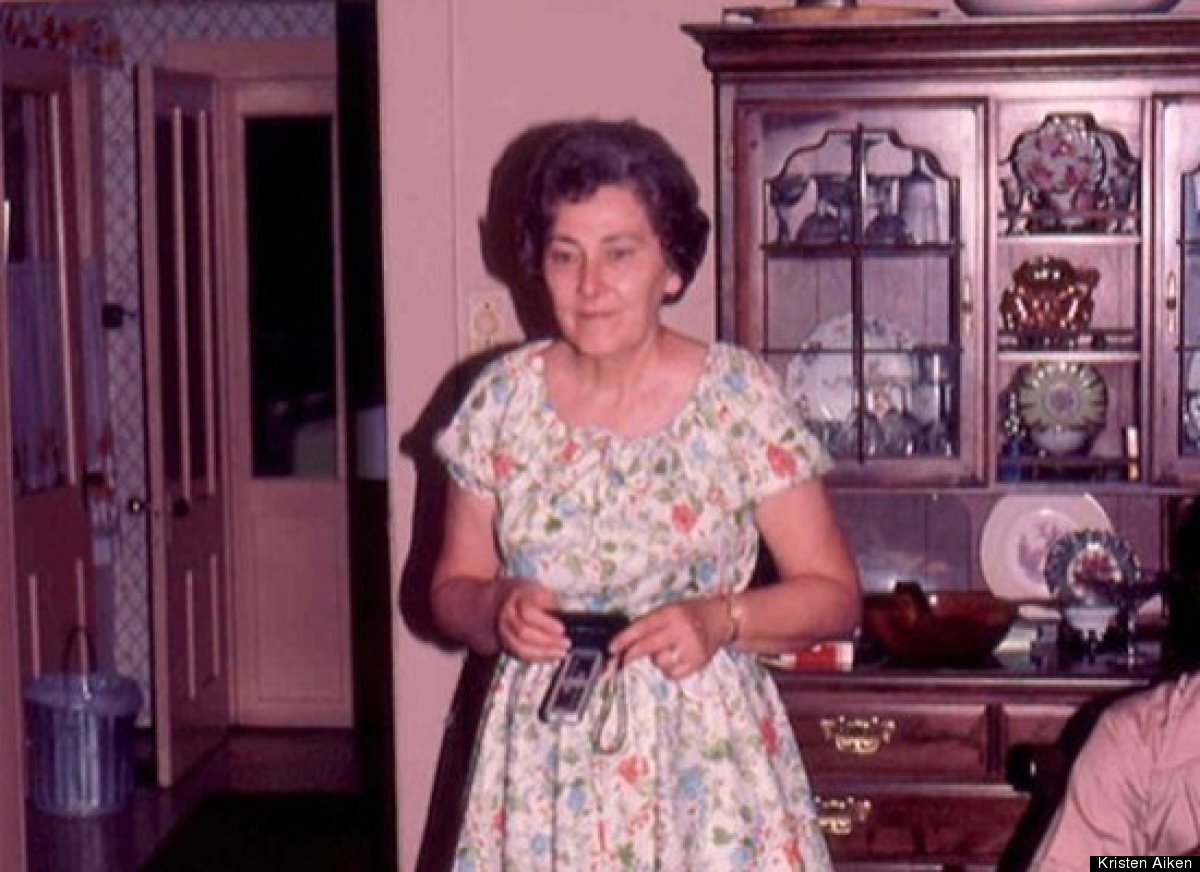 """""""Memories of visiting my dad's parents' house are dominated by one thing -- the scent of bacon. My Grandma Aiken saved all of"""