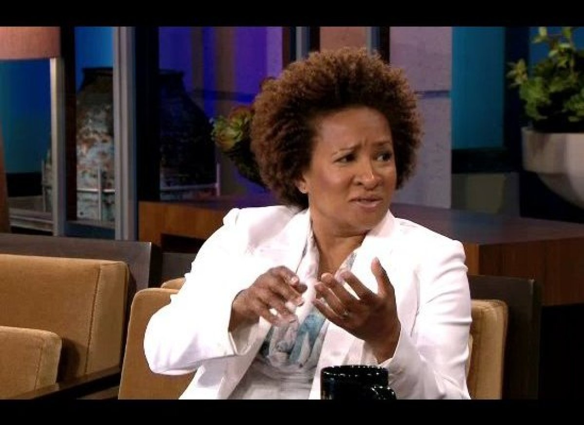 """Wanda Sykes tells Jay Leno she's """"over the moon"""" about <a href=""""http://gtcha.me/JVyHv1"""" target=""""_blank"""">President Obama's new"""