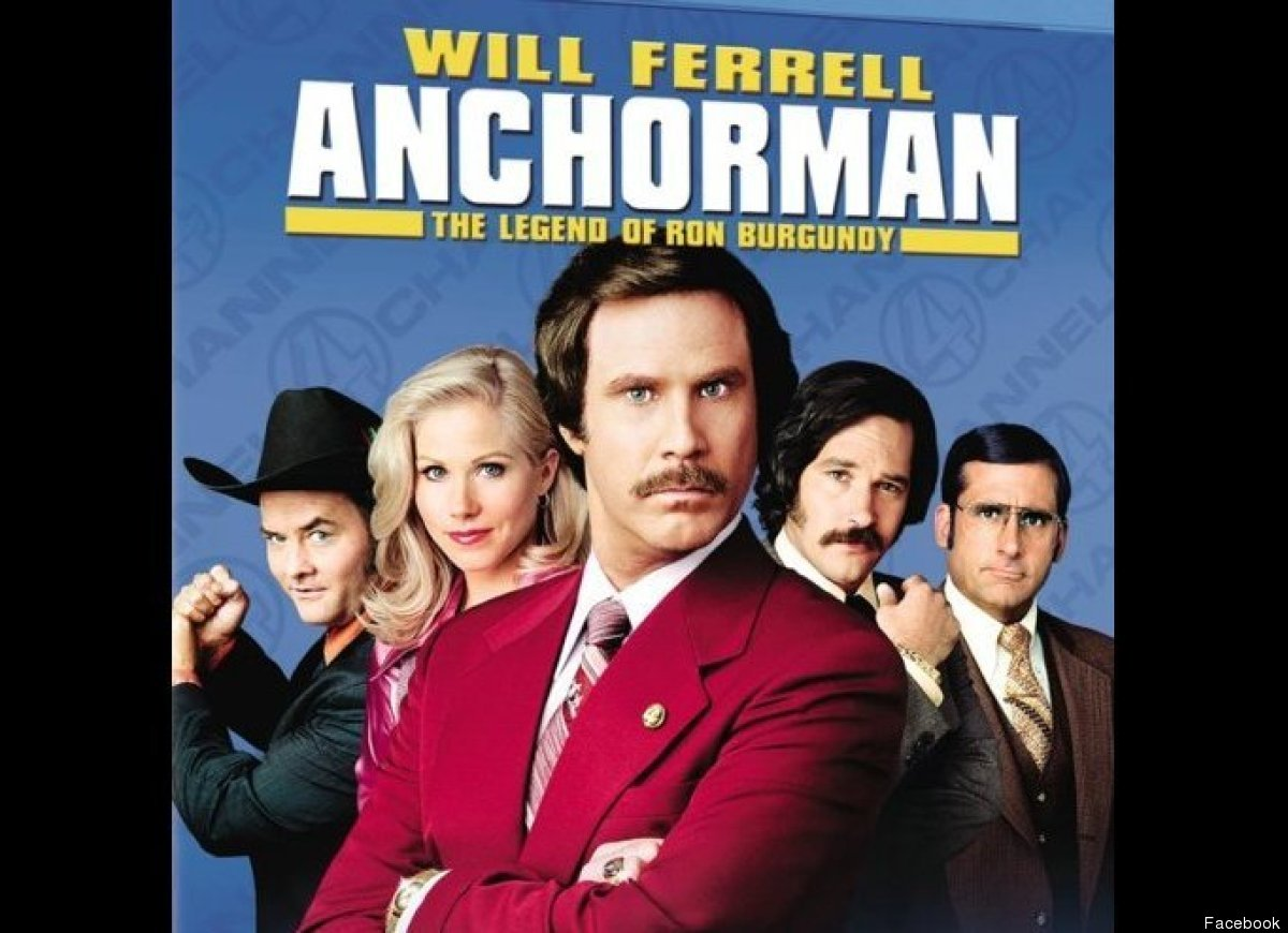 <strong>Movie:</strong> Anchorman