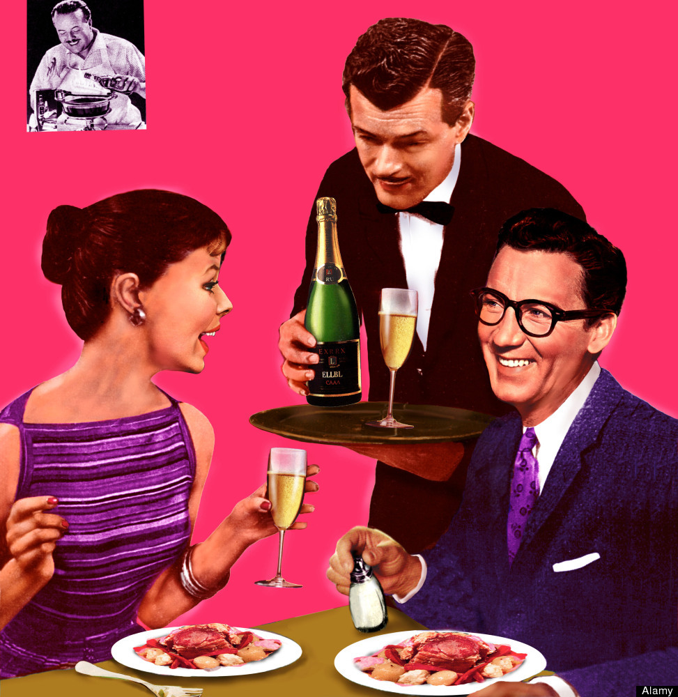 Looking for ways to get in the mood? The survey showed that a good old-fashioned dinner date does the trick. The majority of