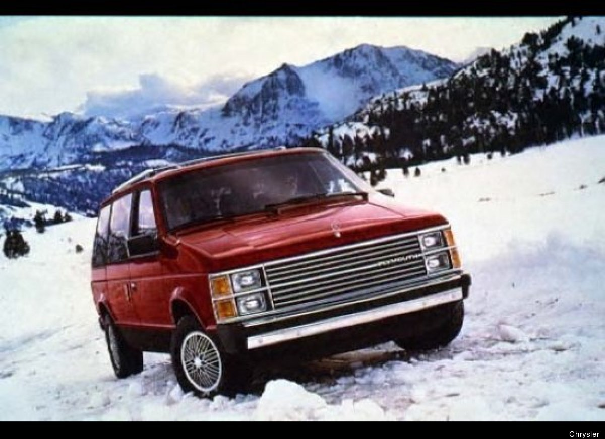 Chrysler introduced the Plymouth Voyager and Dodge Caravan in 1984, ushering in the birth of the modern minivan.