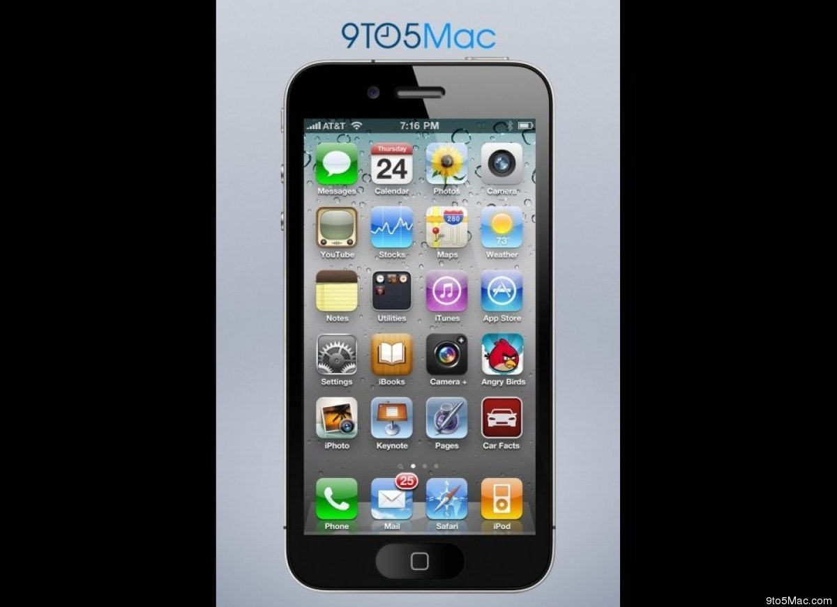 READERS: I hope you like iPhone 5 rumors, because there were a whole lot of them this week -- some of them even coming from r