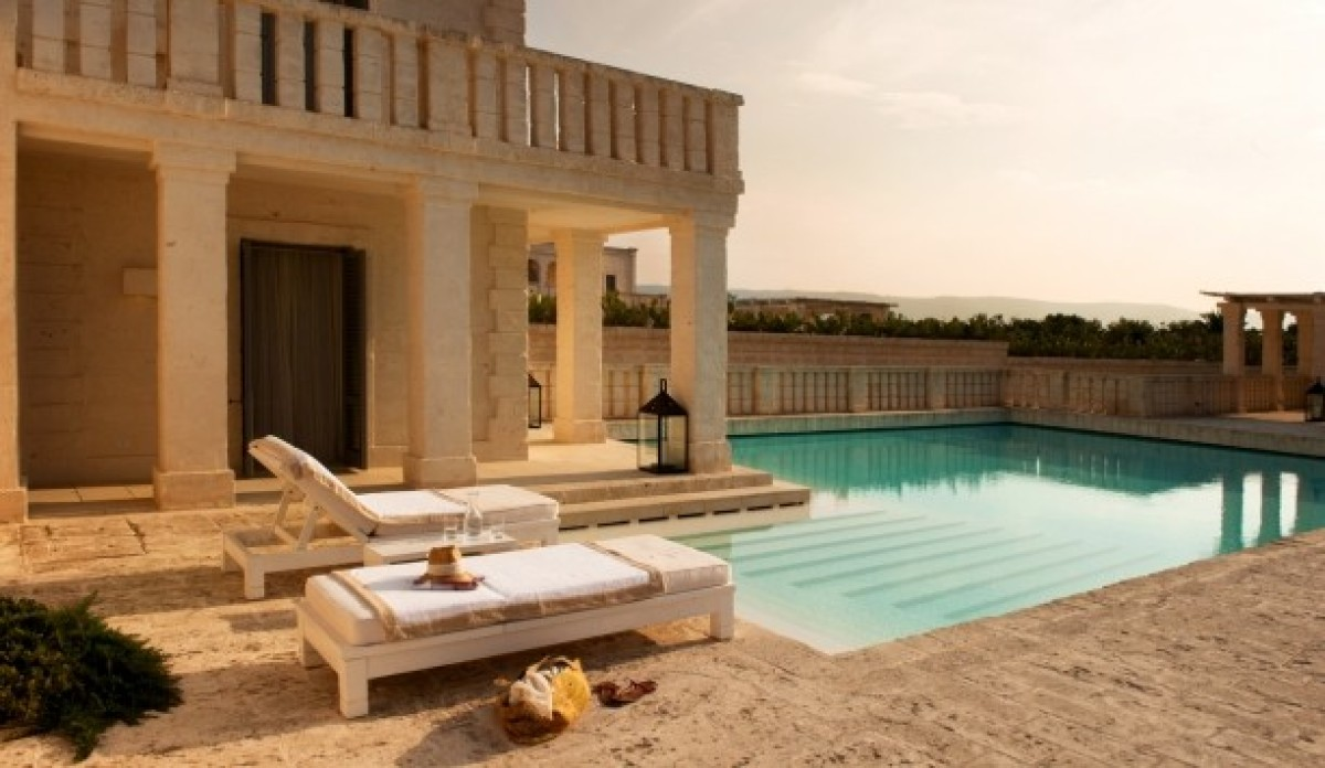 "There's more than one way to live la dolce vita. <a href=""http://www.jetsetter.com/hotels/italy/ostuni/2187/borgo-egnazia-hot"