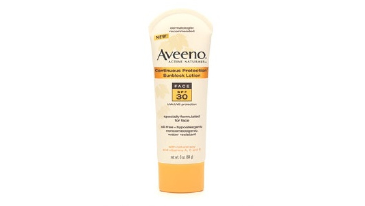 """<a href=""""http://www.drugstore.com/aveeno-sunblock-lotion-face--continuous-protection-spf-30/qxp150722"""" target=""""_hplink"""">Drugs"""