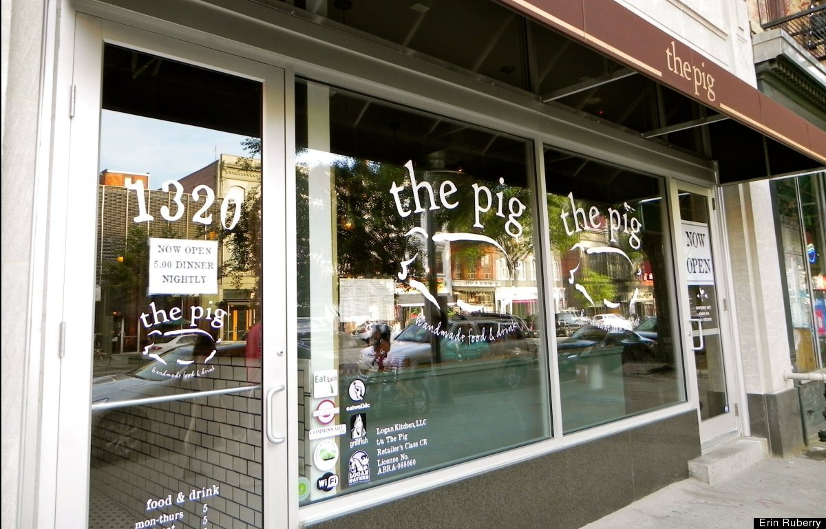 The Pig, 1320 14th St. NW