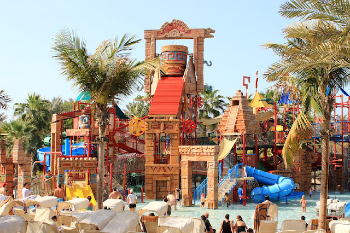 A Day Trip To Atlantis Aquaventure Water Park In Dubai PHOTOS