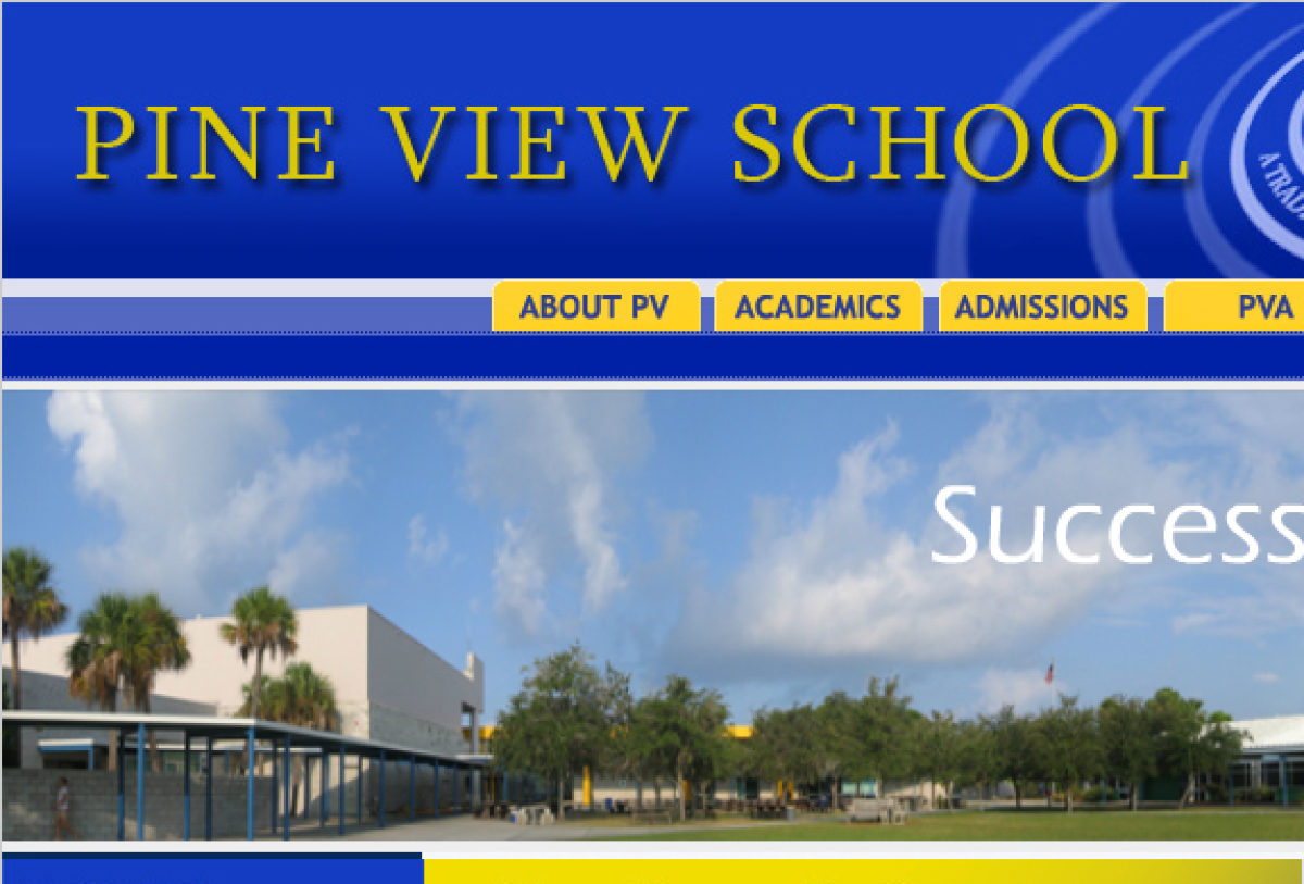 "Osprey, Fla. <a href=""http://www.sarasota.k12.fl.us/pvs/"" target=""_hplink"">School website.</a>"