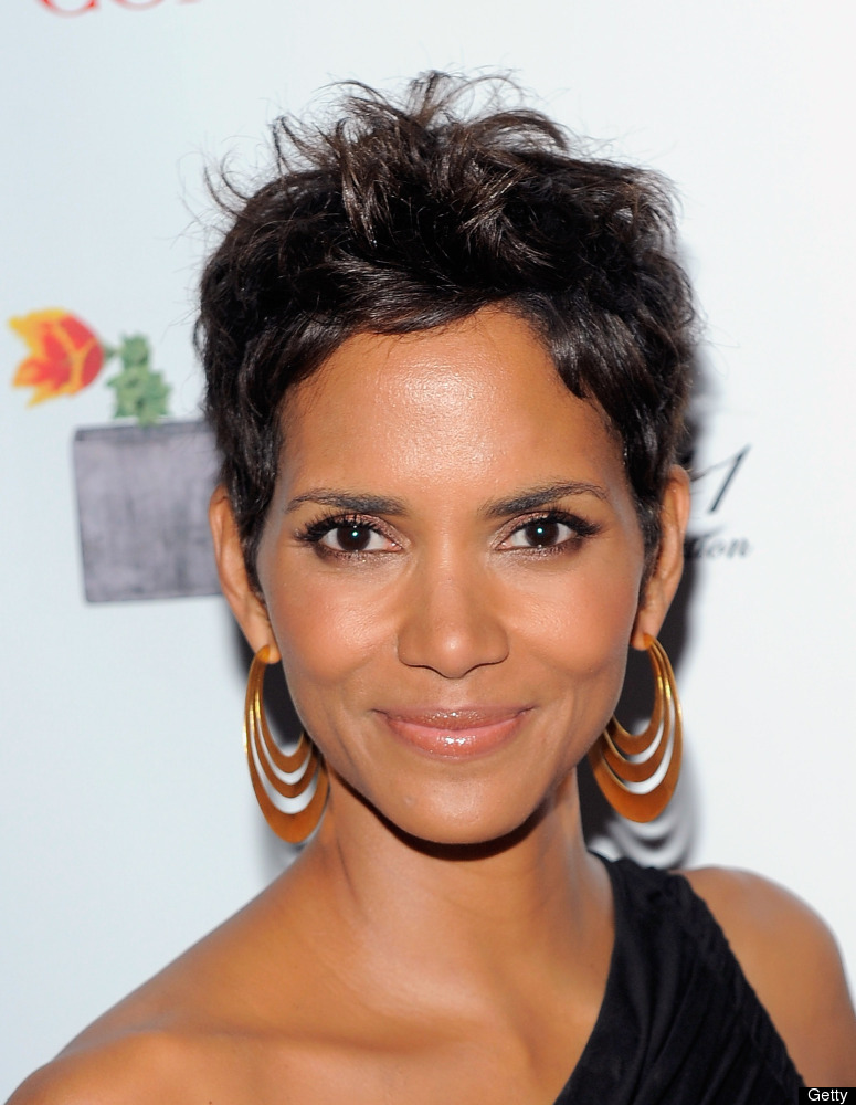 Halle Berry On How She Went Short, Advice For Her Daughter Nahla ...