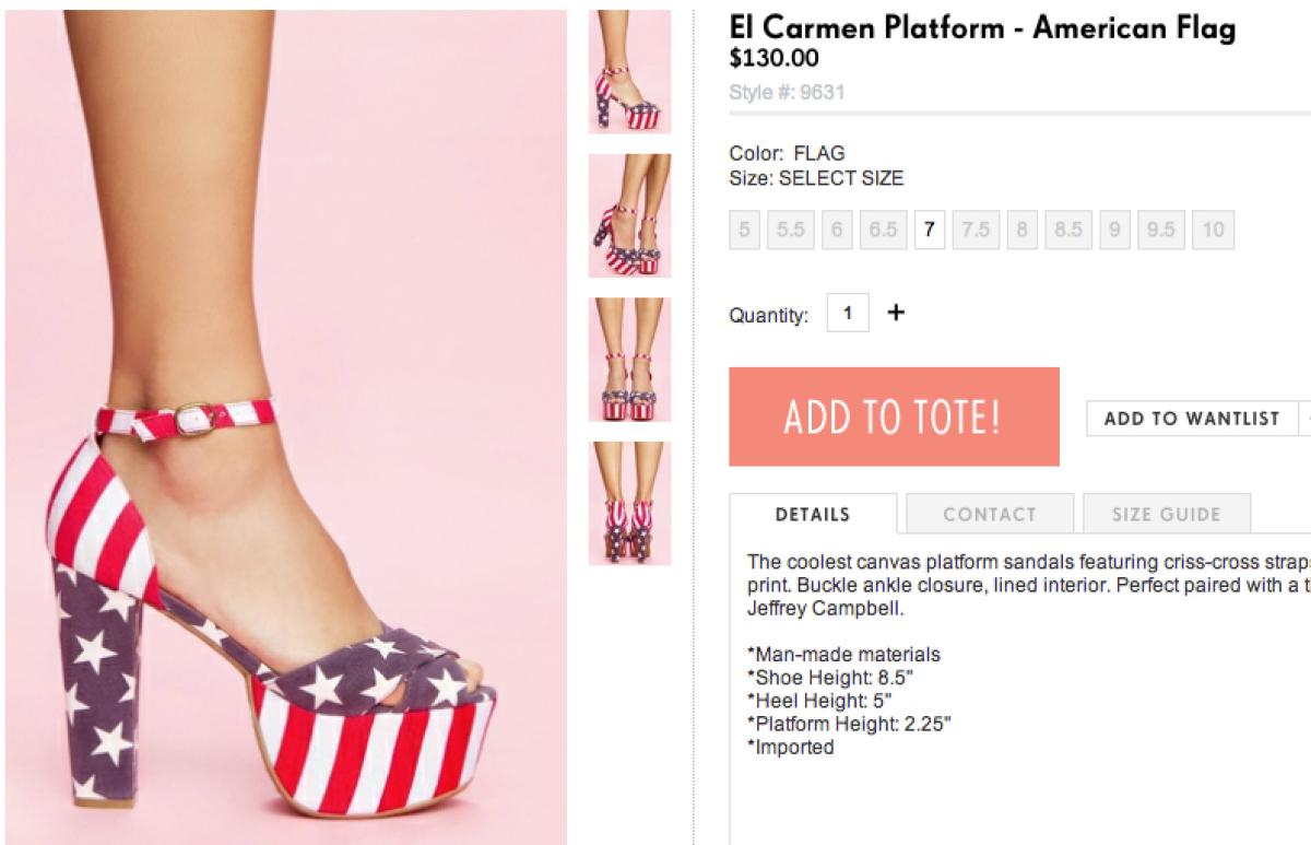 "<a href=""http://www.nastygal.com/shoes/el-carmen-platform--american-flag"" target=""_hplink"">(Via)</a>"
