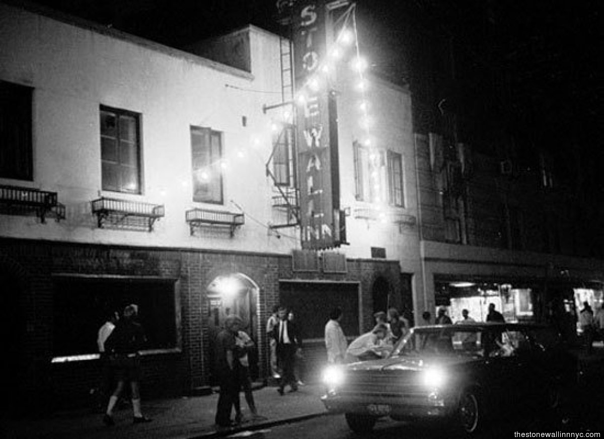 After enduring ongoing harassment and repeated arrests, the patrons of the Stonewall Inn in New York's Greenwich Village rise