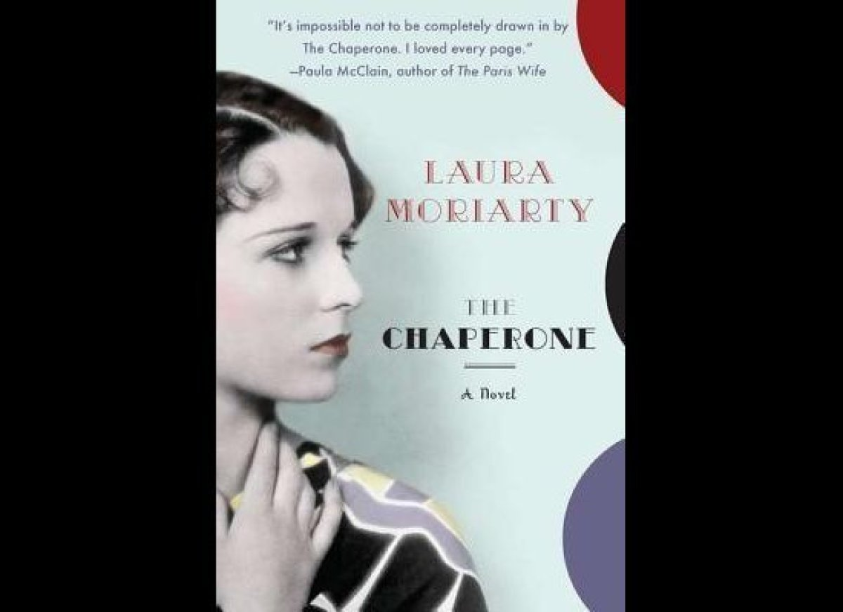Historical fiction based on a factual detail in the life of iconic silent screen star Louise Brooks.  Set in 1922, the story