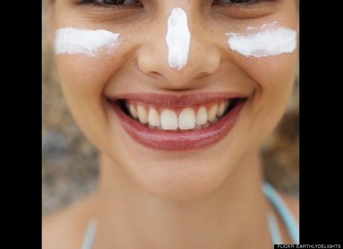 "Sunscreens follow one of two formulas. So-called ""chemical free"" sunscreens are made with a heavy metal -- usually oxidized z"