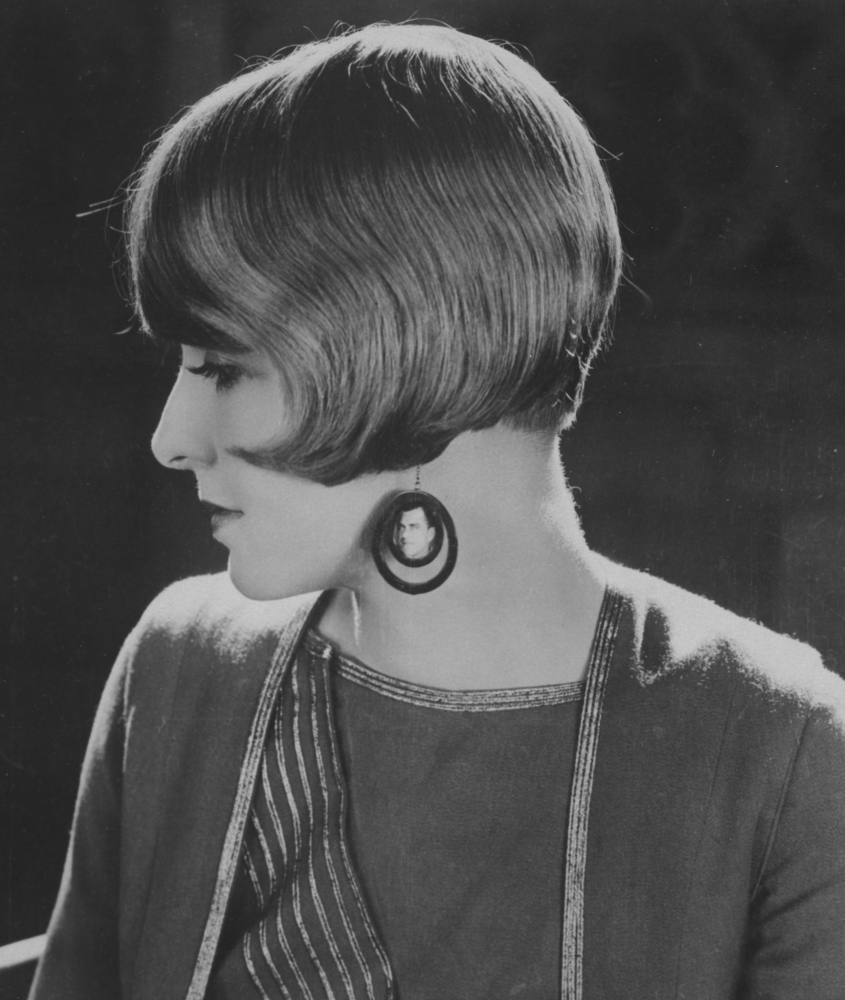 cute short hairstyles: 60 style icons sport the bob from the 1920s
