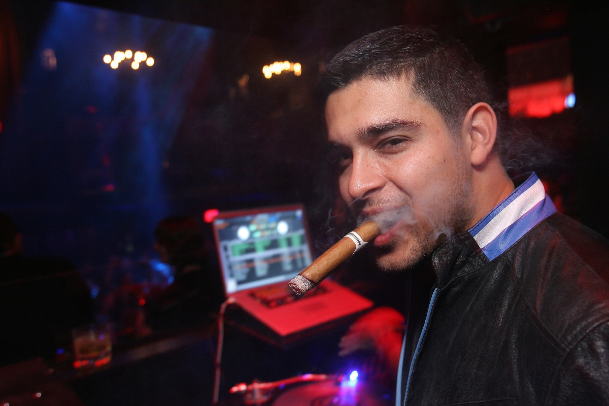 Wilmer Valderrama at the Latin Grammy Party Hosted by Wilmer Valderrama and Fanny Lu at LAX on November 8, 2007 in Las Vegas