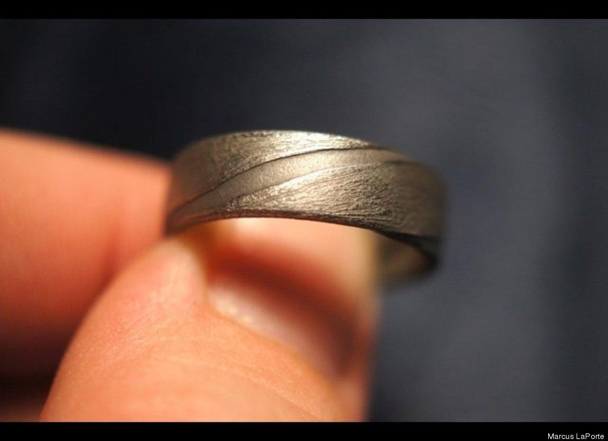 How To Make A Meterorite Ring Reddit