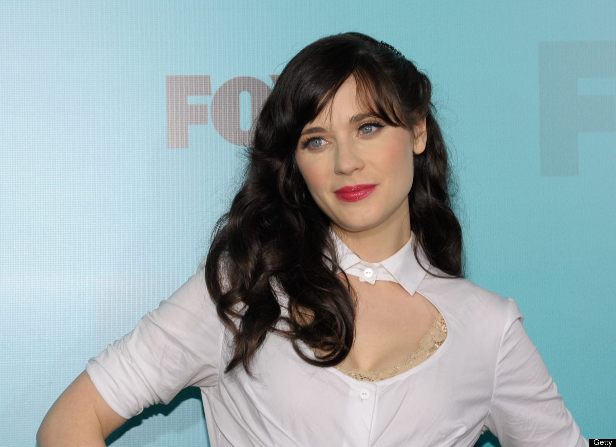 """Shockingly, it's not the last name that gets us with this """"New Girl"""" star -- maybe years of writing about her """"Bones"""" star si"""