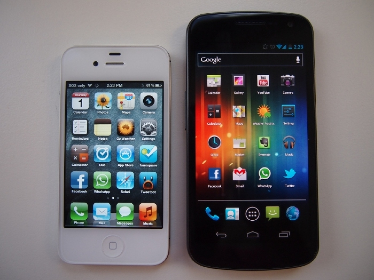 "The most discussed Apple rumor of the week surrounded the size of the next iPhone -- I'm going to call it the ""iPhone 5,"" bec"