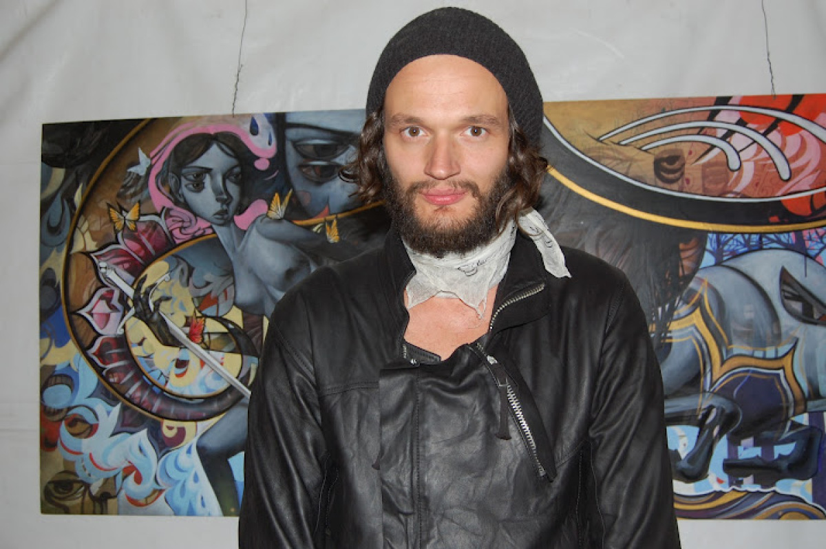 <strong>Name</strong>: Sascha Ring (Apparat)   <strong>From</strong>: Berlin, Germany   <strong>Years at LiB</strong>: 2