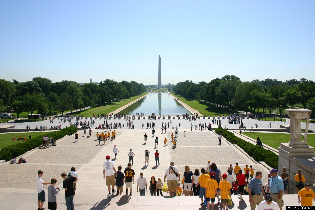 This open-area national park, located between the Lincoln Memorial and the United States Capitol, is the heart of D.C. Given