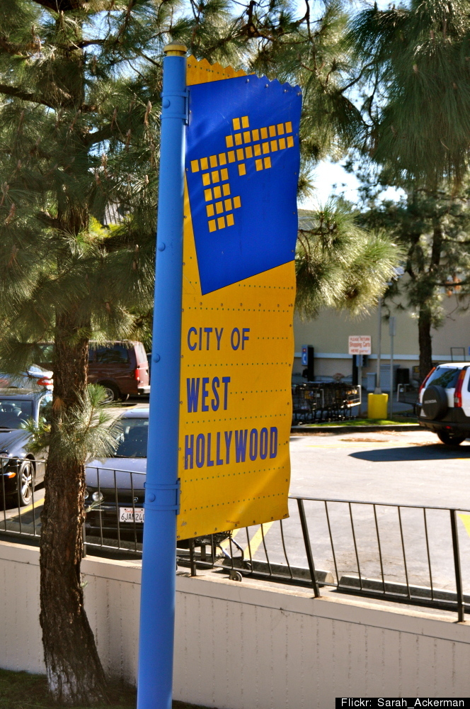 As the heart of Southern California's gay community, West Hollywood has a large population of gay residences, as well as LGBT
