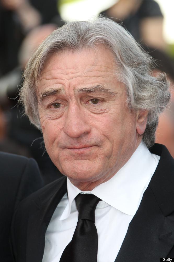 """Are you talkin to me?"" Robert De Niro often plays a gun-wielding fast-talker, <a href=""http://www.nydailynews.com/new-york/l"