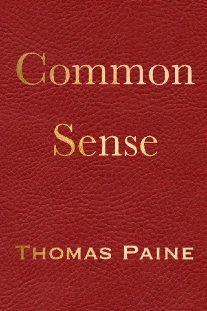 In language simple enough for everyone to understand, Thomas Paine's pamphlet made a case that the colonies should break with