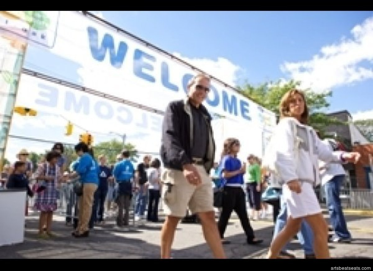 When Royal Oak's annual entertainment festival Arts, Beats & Eats contemplated banning holstered firearms in 2010, Patterson