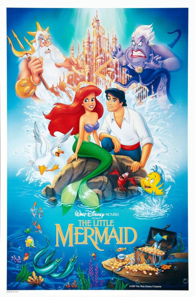 """The first of many Disney films that have been accused of putting subliminal sex messages into their projects. In """"Mermaid,"""" t"""