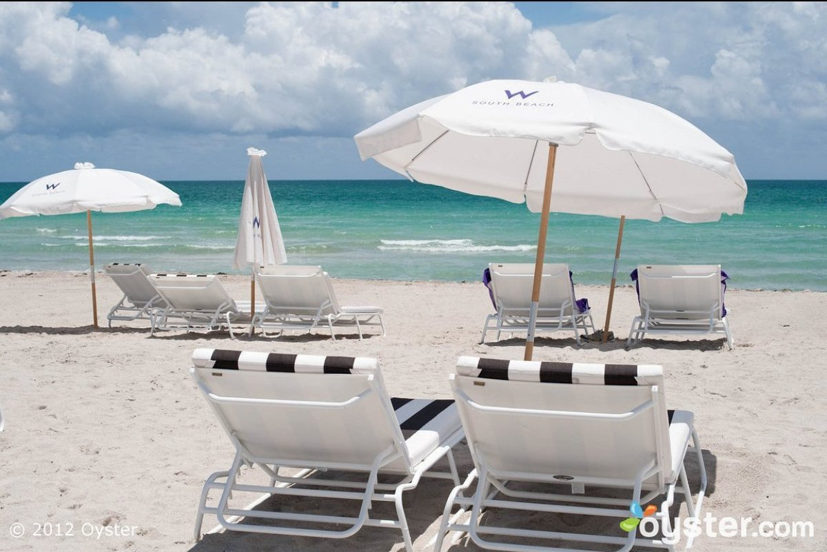 <strong>Why we love it:</strong> Though many hotels in South Beach have direct beach access, the W offers an unparalleled exp