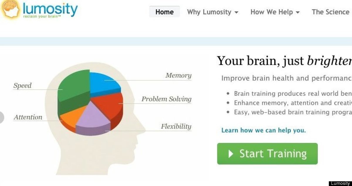 "Help the tech dad put his hours in front of the screen to good use with a gift membership to <a href=""http://www.lumosity.com"